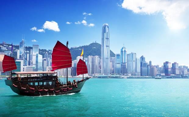 香港は観光産業も大盛り上がり!