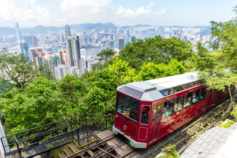 香港で観光するならここ