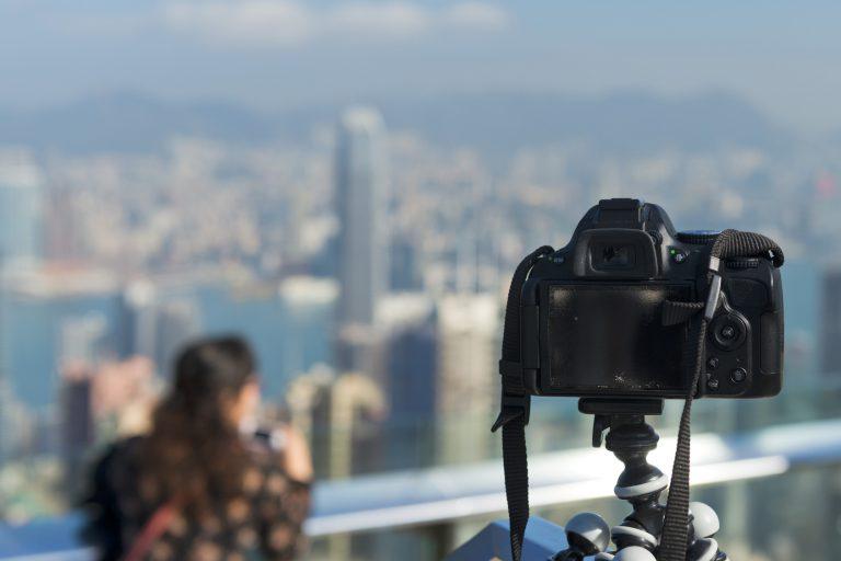 現在の香港